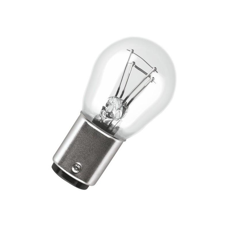 لامپ چراغ خطر عقب 2 کنتاکت – اصلی