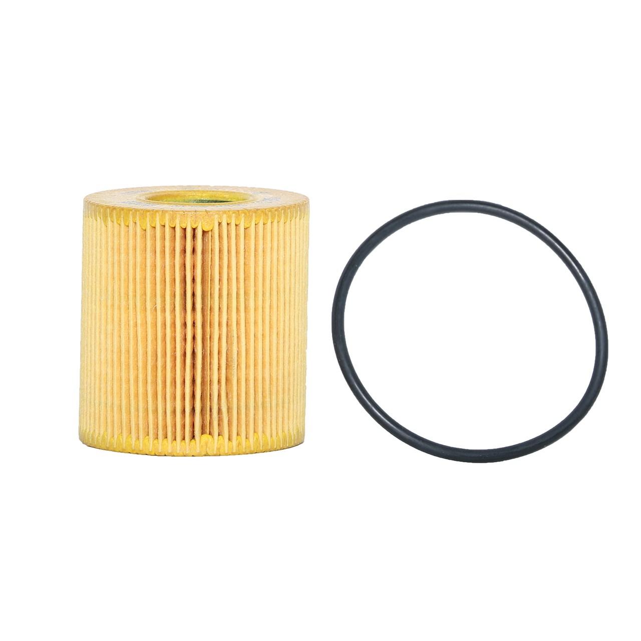 فیلتر روغن پژو 206 و 207 پایه کوتاه شرکتی