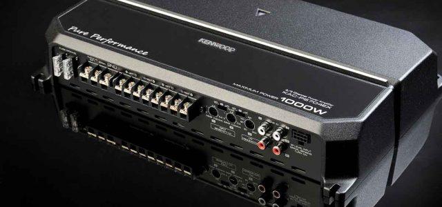 آمپلی فایر KENWOOD کنوود مدل KAC-PS704EX