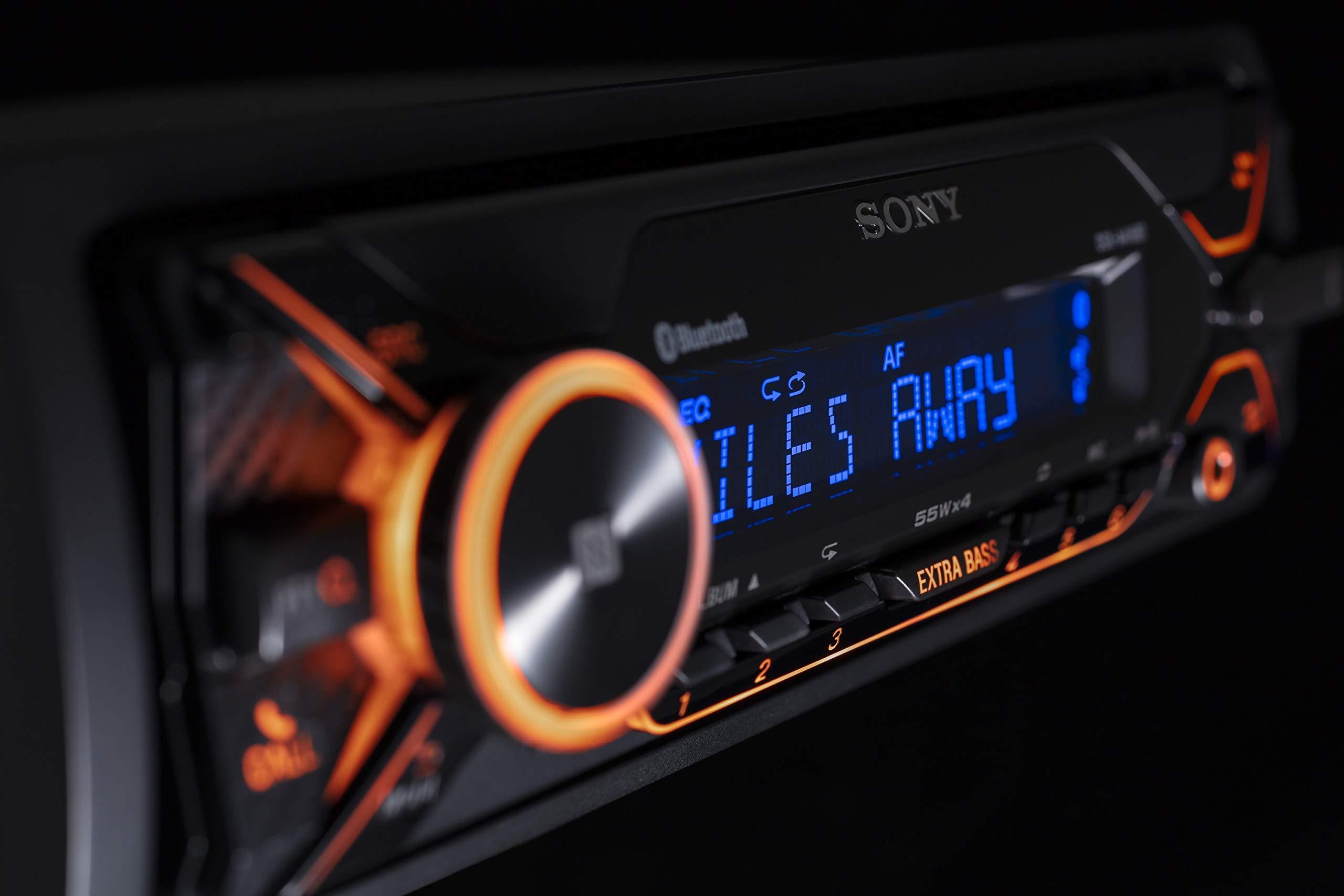 ضبط (هد یونیت) سونی SONY DSX-A416BT